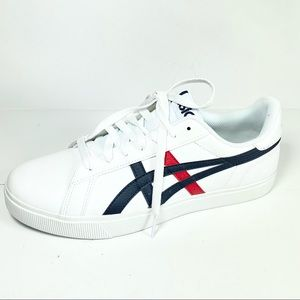 Asics Tiger Classic CT Mens Sneakers White Size 10